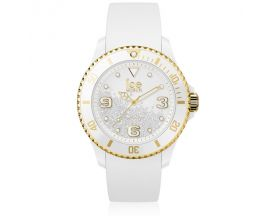 Montre ICE Crystal - White gold Medium (40mm) Ice-Watch - 017247