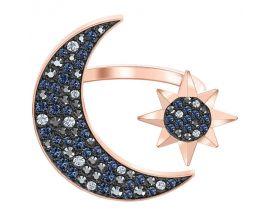 Bague Symbolic Moon Swarovski