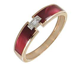 Bague or diamant(s) Clozeau - F304DRR