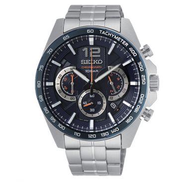 Montre homme chronographe Seiko - SSB345P1