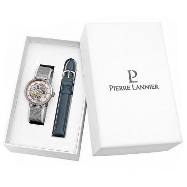 Coffret femme montre automatique Pierre Lannier - 350G628