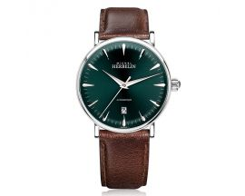 Montre homme automatique Michel Herbelin - 1647/AP16BR
