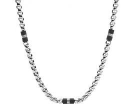 Collier acier Fossil - JF03314040
