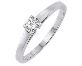 Bague solitaire or diamant(s) Stepec - rWbBIEPOPBUb dm og
