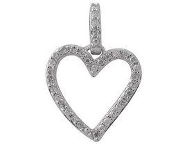 Pendentif or diamant Stepec - lpbPSTg dt og