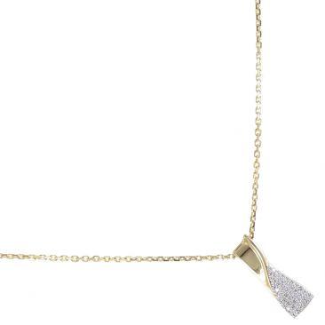 Collier or diamant(s) Stepec - aHNdIBTSj dt oj