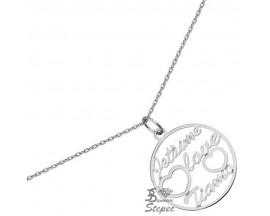 Collier argent GL Paris - Altesse - 70156541100