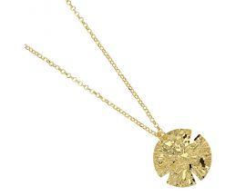 Collier argent doré Stepec - 3170231D
