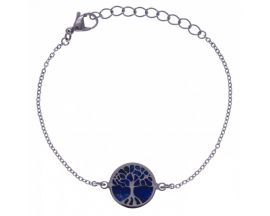 Bracelet acier arbre de vie Stilivita - IG 355