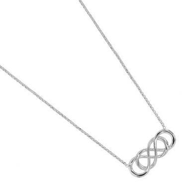 Collier argent infini Stepec - 317587