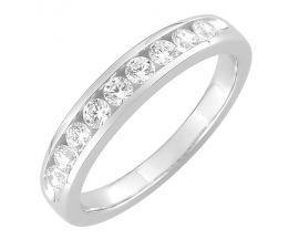Alliance or & diamant(s) synthétique(s) Diamanti - DS1053.21