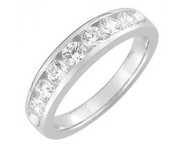 Alliance or & diamant(s) synthétique(s) Diamanti - DS1055.21