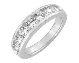 Alliance or & diamant(s) synthétique(s) Diamanti - DS1056.21