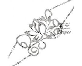 Bracelet empierré argent GL Paris - Altesse - 70226051108