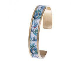 Bracelet rigide Louise's Garden - MOA1201