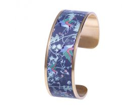 Bracelet rigide Louise's Garden - MOA2201