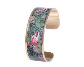 Bracelet rigide Louise's Garden - MOA2202