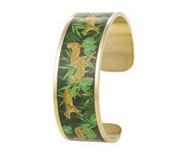 Bracelet rigide Louise's Garden - MOA2204
