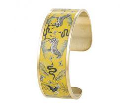 Bracelet rigide Louise's Garden - MOA2205