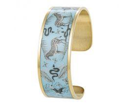 Bracelet rigide Louise's Garden - MOA2206