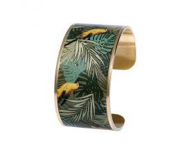 Bracelet rigide Louise's Garden - MOA3401