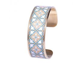 Bracelet rigide Louise's Garden - MOC2201