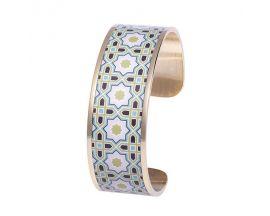 Bracelet rigide Louise's Garden - MOC2203