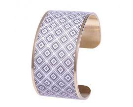 Bracelet rigide Louise's Garden - MOC3401