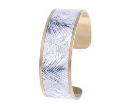 Bracelet rigide Louise's Garden - MOF2206