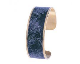 Bracelet rigide Louise's Garden - MOF2207