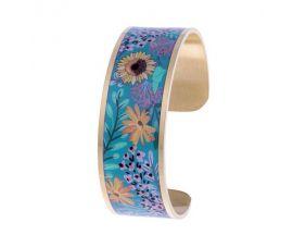 Bracelet rigide Louise's Garden - MOF2208