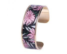 Bracelet rigide Louise's Garden - MOF2201