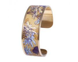 Bracelet rigide Louise's Garden - MOF2204