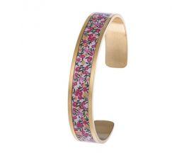 Bracelet rigide Louise's Garden - MOF1203