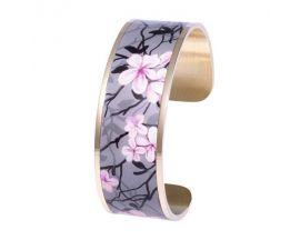 Bracelet rigide Louise's Garden - MOF2202