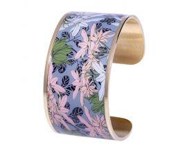 Bracelet rigide Louise's Garden - MOF3401