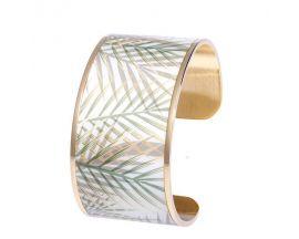Bracelet rigide Louise's Garden - MOF3402