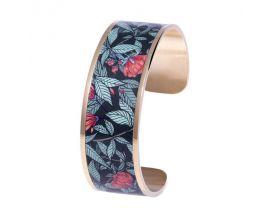 Bracelet rigide Louise's Garden - MOF2203
