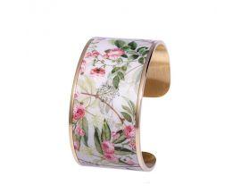 Bracelet rigide Louise's Garden - MOF3403
