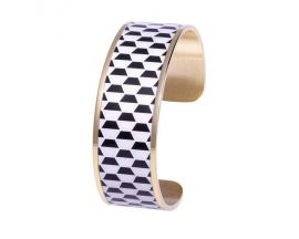 Bracelet rigide Louise's Garden - MOG2203