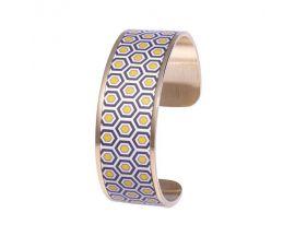 Bracelet rigide Louise's Garden - MOG2202