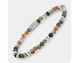 Bracelet perles Rebel & Rose Indian Summer 4 mm - RR-40084-S