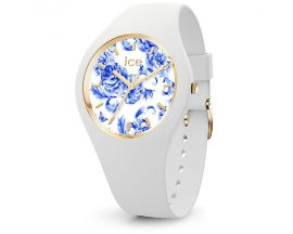 Montre ICE flower - White porcelain - Small (35,5mm) Ice-Watch - 019226
