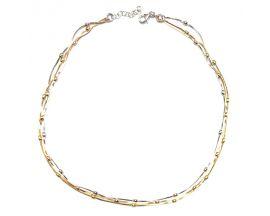 Collier argent Valenzi Bijoux - FA2450-C