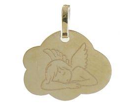 Médaille ange or Lucas Lucor - XR1521