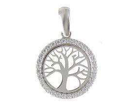 Pendentif or arbre de vie oxydes Lucas Lucor - XPA146ZG