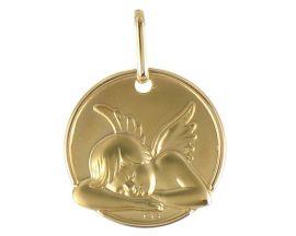 Médaille ange or Lucas Lucor - R1383