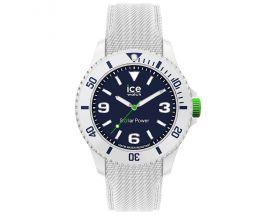 Montre ICE Sixty Nine White Blue Solar Medium (40mm) Ice-Watch - 019546