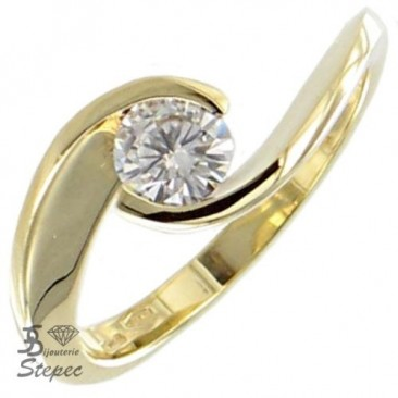 Solitaire or Moissanite - 880056