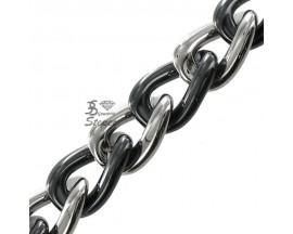 Bracelet céramique & acier Ceranity - 903-027.N